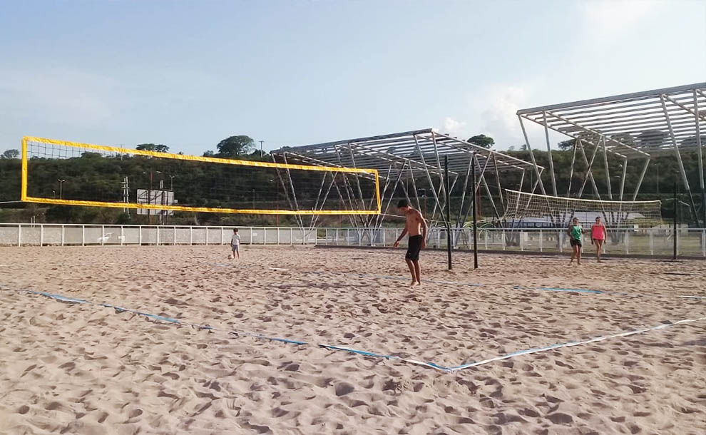 cANCHAS DE BEACH